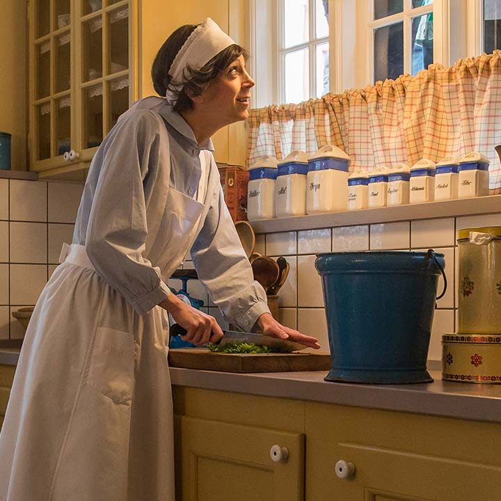 Lauras Køkken - Korsbæk på Bakken